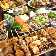 串焼DINING くぅの写真