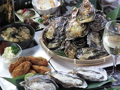 牡蠣と穴子の磯っぺ里の写真