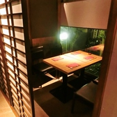 和モダンでおしゃれな空間。2~10名様。接待や会食にぴったりの個室。