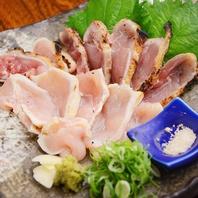【福山で味わう九州名物料理】豊富なアラカルトメニュー