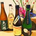 地酒はもちろん、季節毎に旬の日本酒を仕入れております。その日のおすすめをお気軽に店主までお尋ねください!