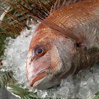 """【旬の美味】""""今が美味しい""""旬の魚・野菜を使います"""