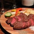 料理メニュー写真本日の赤身肉 牛ランプ(低温調理器)