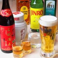 1820円(税込)の飲み放題コースがあります☆コスパ良し!