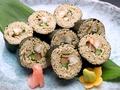 料理メニュー写真太巻きそば寿司
