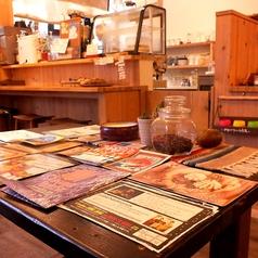 カフェとレストラン グローリーハウスの写真