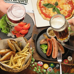 おいしいビールのお店 MANDA マンダの特集写真