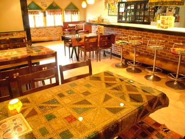 ナマステ ロイヤルインド レストランの雰囲気1