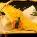 穴子の天ぷら。この大きさで780円!!