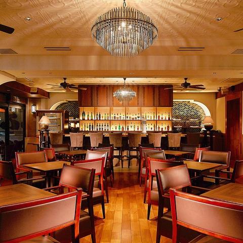バリのリゾートホテルをテーマにした非日常空間でワンランク上のパーティーを!