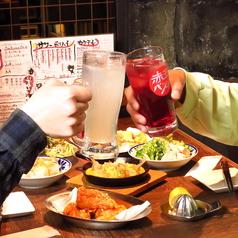 名駅肉酒場×韓国食堂 DTB87の雰囲気1