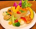 料理メニュー写真菜園バーニャ味噌カウダ