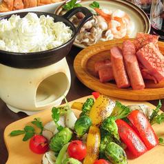 ジンヤキッチンアット jinya kitchen atの特集写真