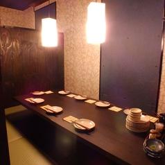 個室 肉バル 炭火焼Dining うめえもん 越谷駅前店の雰囲気1