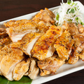 料理メニュー写真大山鶏炭火焼