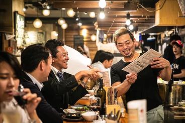 ビーフマン Beef Man 天神西通り店の雰囲気1
