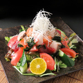 料理メニュー写真幸海鮮サラダ