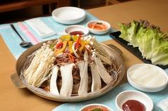 プルンナム韓国居酒屋のおすすめ料理1