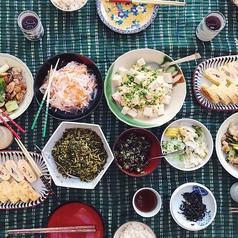 ゲストハウスとカフェと庭 ココルームのおすすめ料理1