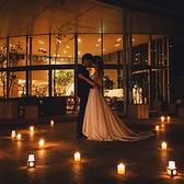 夜景の綺麗なパーティ会場◆しっとりとした空間で夜景を見ながら素敵な空間をご提供いたします。ディナーでは結婚式の二次会も多く承っております!新郎新婦の席のバックも美しい夜景が一望。ランチとはまた変わった時間がお楽しみいただけます。