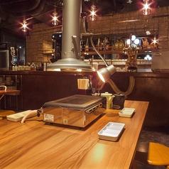 焼肉するなら【肉屋の台所 渋谷別邸店】へ!少人数~大人数まで人数に合わせてお席をご用意致します。【渋谷/焼肉/食べ放題/宴会】