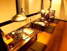 焼肉 蔵 富山砺波店の雰囲気1