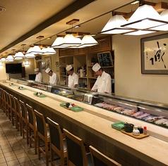 誠寿司 本店の雰囲気1