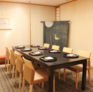 熊魚菴たん熊北店 東京ドームホテル店の雰囲気1