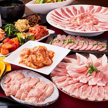 焼肉 牛道場 大森店のおすすめ料理1