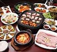 韓国創作料理 ビストログー 草津店のコース写真