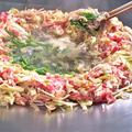 料理メニュー写真(2)土手を崩して中央のくぼみで炊き上げます。