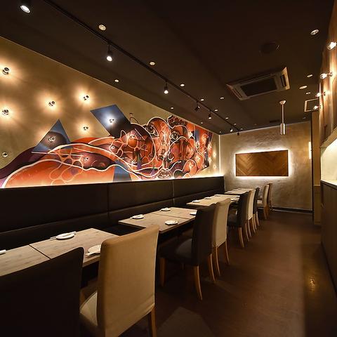 【海浜幕張駅2分】旬の鮮魚と厳選日本酒!もつ鍋やしゃぶしゃぶのコースあり♪