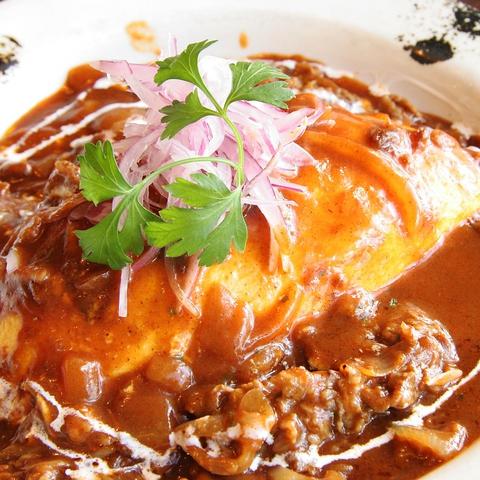 Tedukuri Omelette rice Restaurant tamagonotamago image