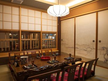 北海道割烹 個室のにほんいち 薄野本邸の雰囲気1
