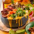 料理メニュー写真石焼チーズ鍋