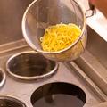 料理メニュー写真手作りラーメン(※茹で麺機で作って下さい)