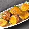 料理メニュー写真インカのめざめの甘味のあるフライドポテト