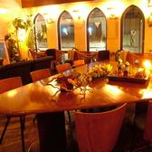 8人以上の飲み会など最適のテーブル