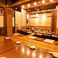 【八柱駅ビル海鮮個室居酒屋】個室飲み会×八柱個室