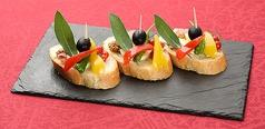 奈良スペイン料理 picapicaのコース写真