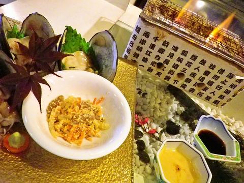 創作日本料理 四季の味 熊谷
