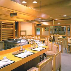 天婦羅 ほり川 ホテルニューオータニ店の雰囲気1