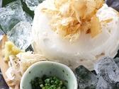 色々薬味の特製寄席豆腐!食べるラー油やミョウガ・山わさび等お好きな薬味でご賞味あれっ♪