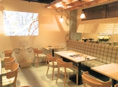 【2F】貸切20~35名/大画面プロジェクタ+音響完備☆人数に応じてテーブルを配置+ご希望に応じて店内の装飾も可能です♪