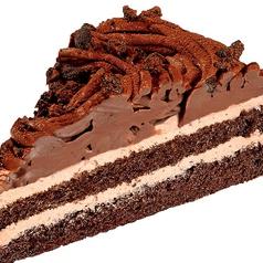 しっとり贅沢チョコレートケーキ(北海道産小麦使用)