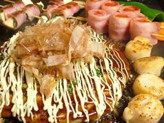 鉄板厨房 天てん 北方店のおすすめ料理1