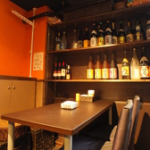 酒棚に近い席では飲み好きな人も雰囲気ばっちり★心斎橋・なんば・居酒屋・焼き鳥