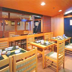 天婦羅 ほり川 ホテルニューオータニ店の雰囲気2