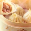 料理メニュー写真上海風小龍包 (4コ)