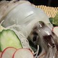料理メニュー写真イカ刺し